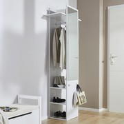 Moderne Wandgarderobe Weiß.Garderoben Entdecken Mömax