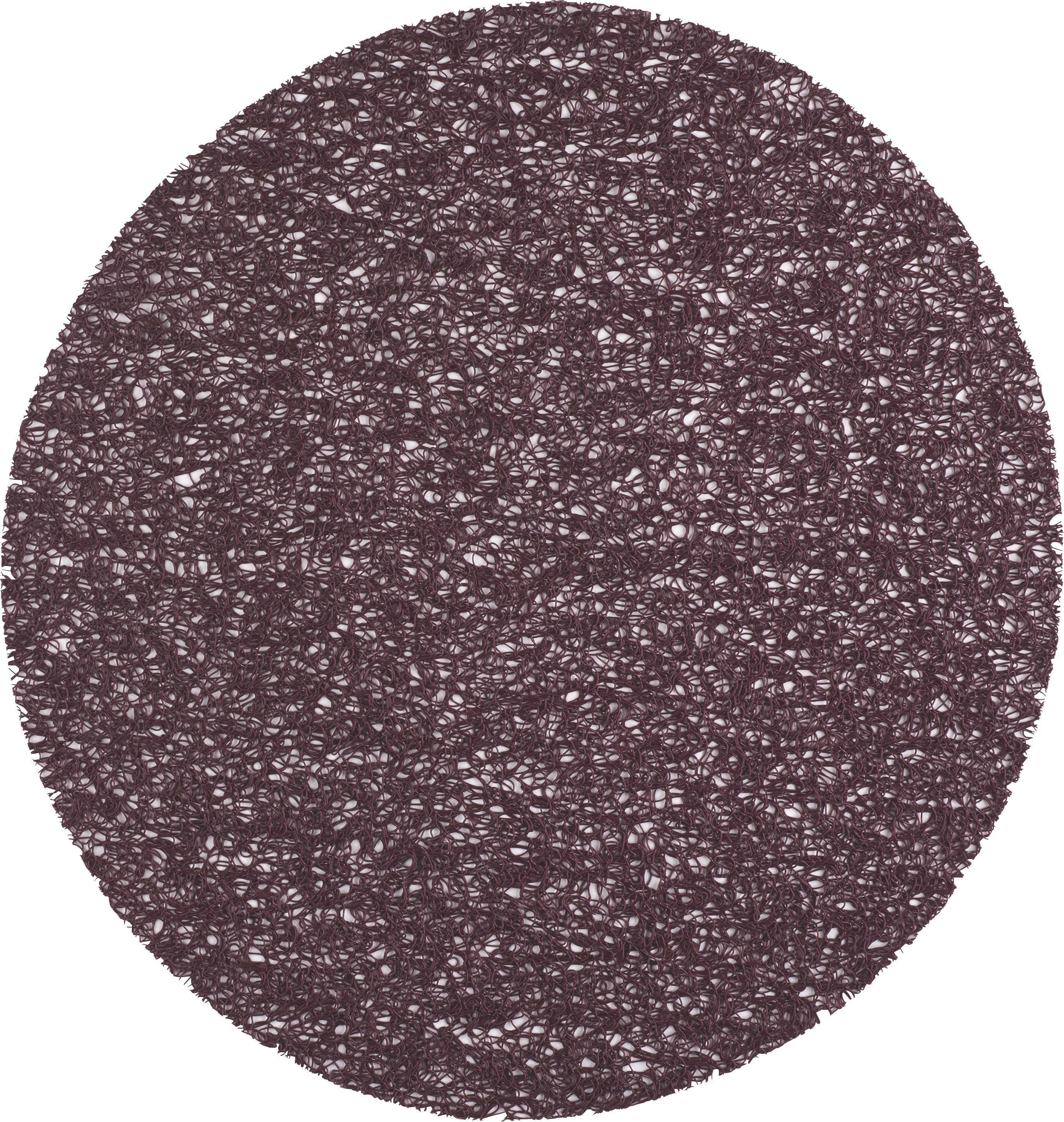 Tischset Win in verschiedenen Farben - Blau/Dunkelgrau, MODERN, Kunststoff (38cm)