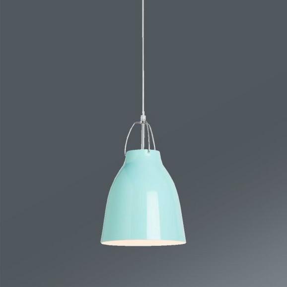 Viseča Svetilka Ria - meta zelena, Moderno, kovina (25/140cm) - Mömax modern living
