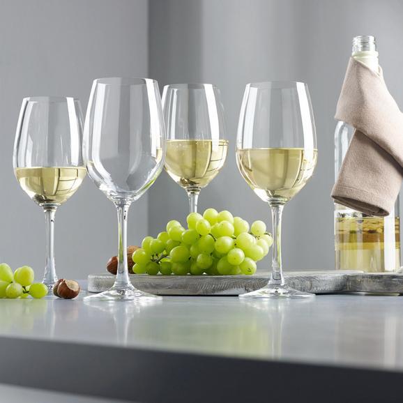 Weißweingläser Spiegelau Winelovers 4-er Set - Klar, MODERN, Glas (20,9cm) - SPIEGELAU