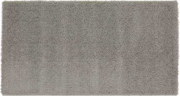 Shaggy Stefan Hellgrau 80x150cm - Hellgrau, MODERN, Textil (80/150cm) - Mömax modern living