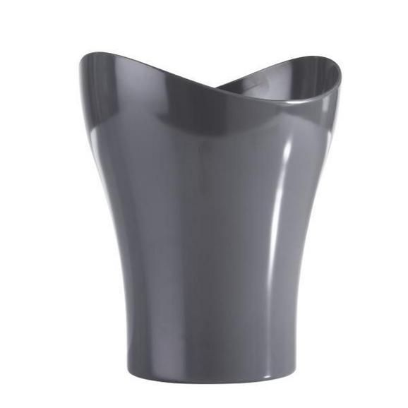 Kozmetični Koš Bella - siva, Konvencionalno, umetna masa (23,47/27,86cm) - Mömax modern living