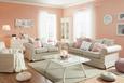 Zierkissen Shaun Rose 40x40cm - Rosa, Textil (40/40cm) - Premium Living