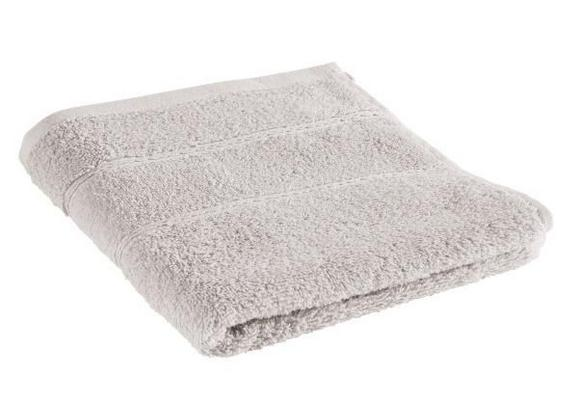 Handtuch Melanie Grau - Grau, Textil (50/100cm) - Mömax modern living