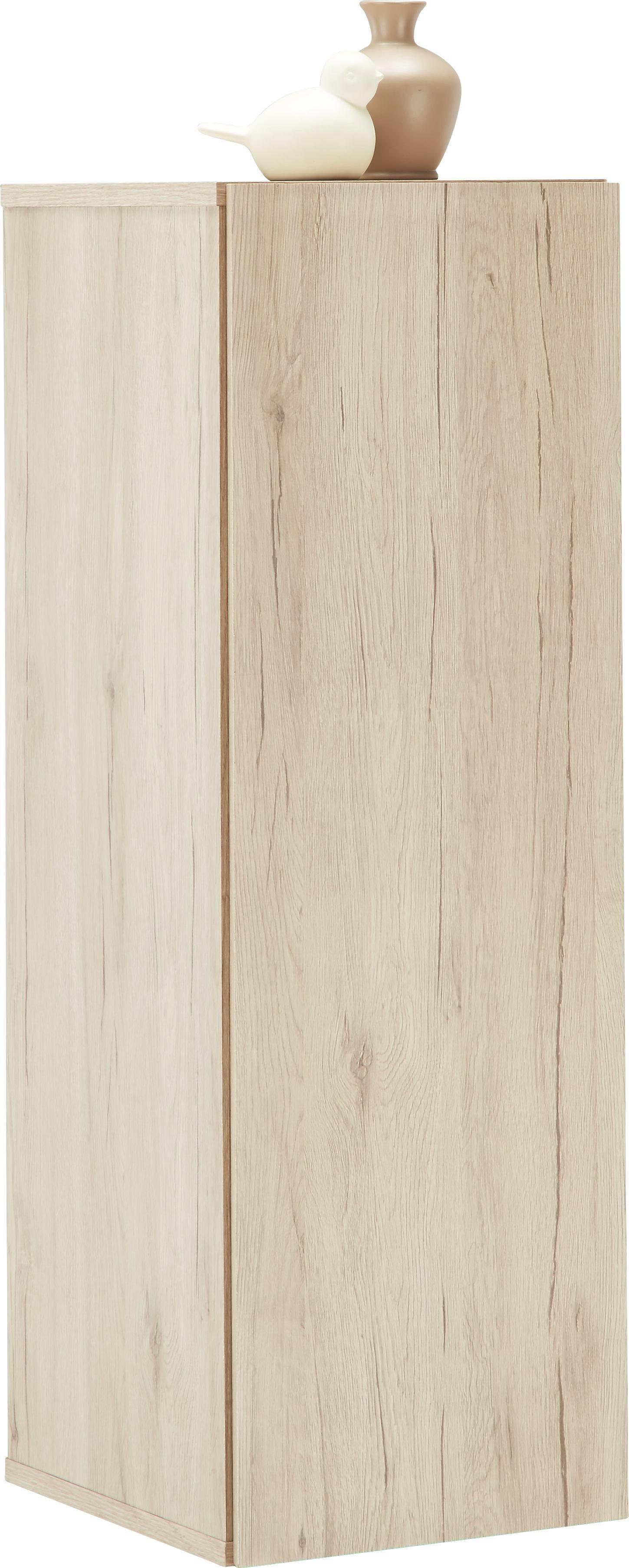 Hängeschrank San Remo In Sand - Eichefarben, MODERN, Holzwerkstoff (90/30/34cm) - MÖMAX modern living