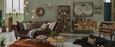 Sideboard Grau/Naturfarben - Multicolor/Naturfarben, LIFESTYLE, Holz (160/85/45cm) - Premium Living