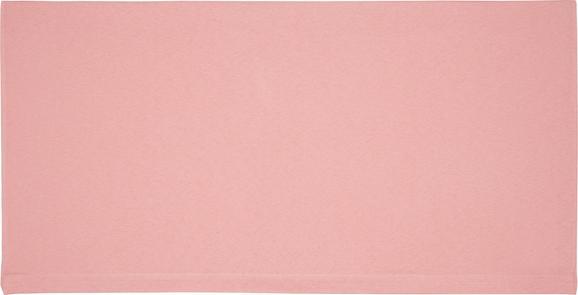 Prevleka Blazine Basic - roza, tekstil (40/80cm) - Mömax modern living