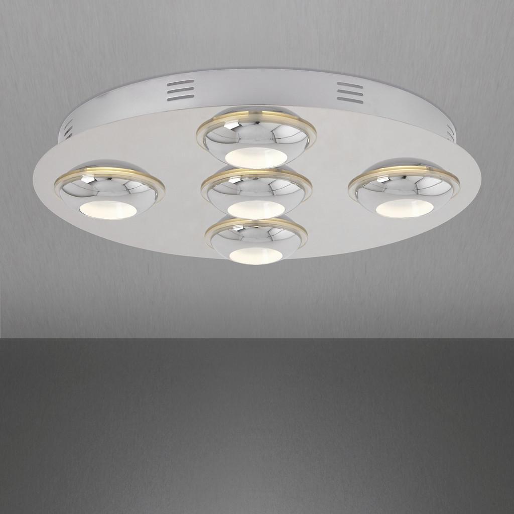 LED-Deckenleuchte Niklas