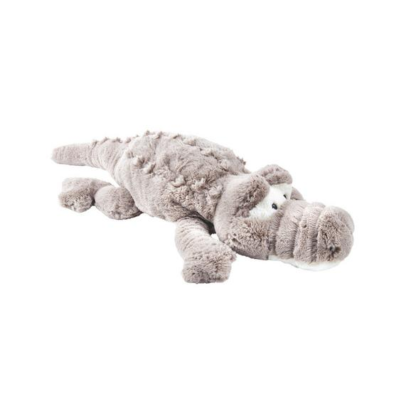 Plišasta Igrača Krokodil - sivo rjava/krem, tekstil (85cm) - Mömax modern living