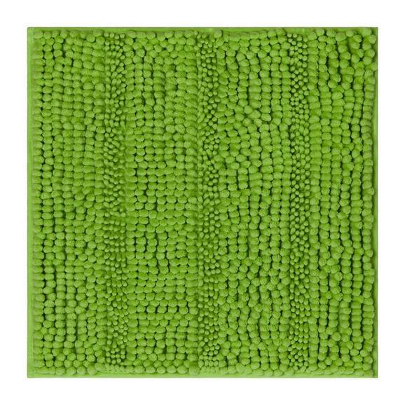 Badematte Uwe Grün - Grün, Textil (50/50cm) - MÖMAX modern living