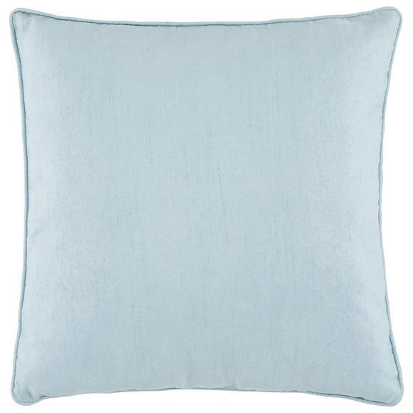 Zierkissen Promo, ca. 40x40cm - Rot/Silberfarben, Textil (40/40cm) - Mömax modern living