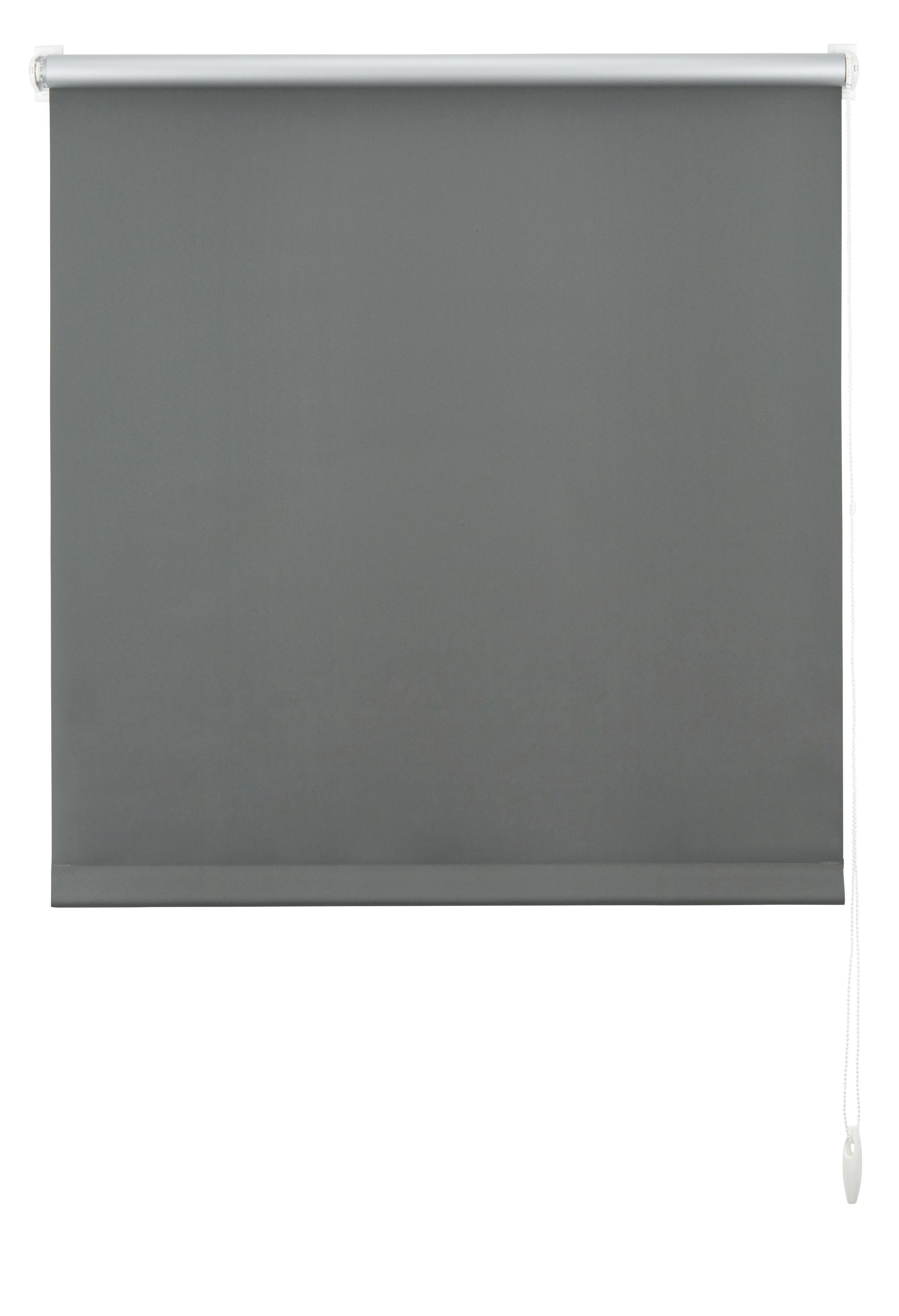 Sötétítő Roló Thermo - pala színű, textil (75/150cm) - MÖMAX modern living