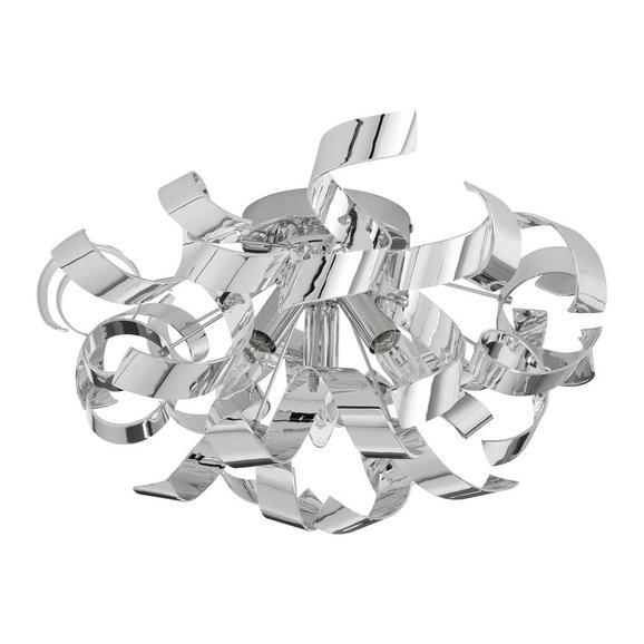 Deckenleuchte Sila, max. 25 Watt - MODERN, Kunststoff/Metall (50/28cm) - Premium Living