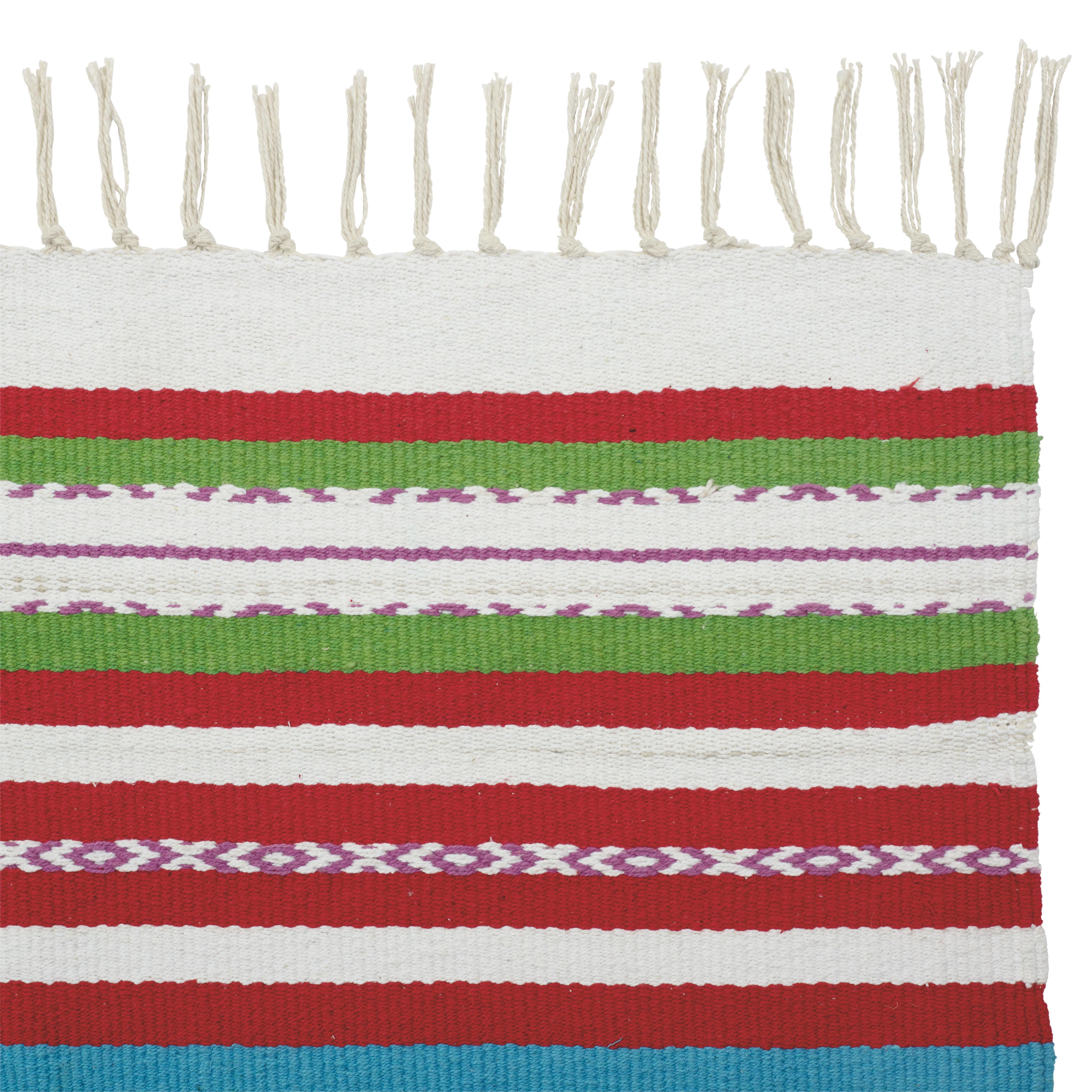 Handwebteppich Marani 70x140 cm - Multicolor, Textil (70/140cm) - MÖMAX modern living