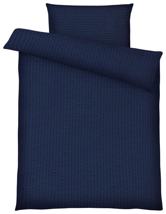 Bettwäsche Brigitte, ca. 135x200cm - Blau, KONVENTIONELL, Textil - MÖMAX modern living