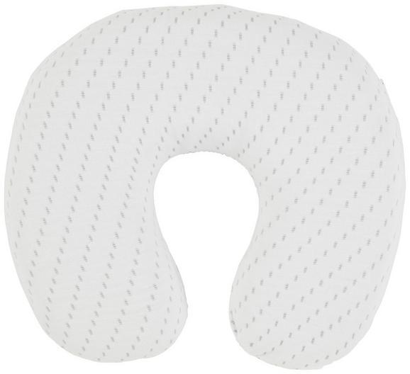 Nackenhörnchen Visco 33x39cm - Weiß, Textil (33/39cm) - Premium Living