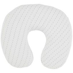 Reisekissen Visco 33x39cm - Weiß, Textil (33/39cm) - Premium Living