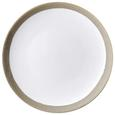 Farfurie Întinsă Emilia - alb, Romantik / Landhaus, ceramică (27cm) - Zandiara