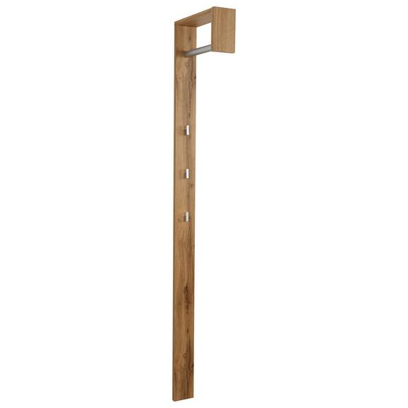 Garderobni Panel Senex - hrast, Moderno, les (10/170/33cm) - Mömax modern living