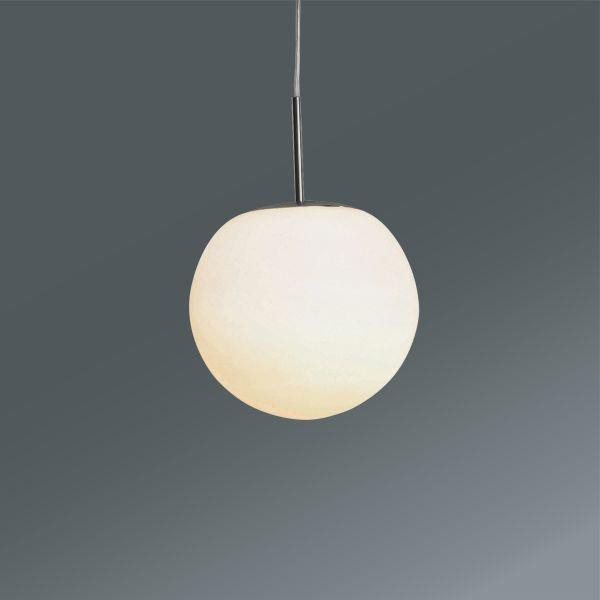 Függőlámpa Balla - opál, konvencionális, üveg/fém (30/32cm) - MÖMAX modern living
