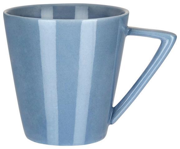 Skodelica Za Kavo Pura Bleu - svetlo modra, Moderno, keramika (7,5/7,8cm) - Mömax modern living