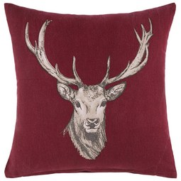Zierkissen Witti in Rot ca. 45x45cm - Rot, MODERN, Textil (45/45cm) - Mömax modern living
