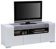 Tv-element Toronto - bela/svetlo siva, Moderno, leseni material (140/53/45,2cm) - Mömax modern living
