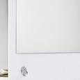 Garderobe Aldona - Weiß, MODERN (70/188/35cm) - MODERN LIVING