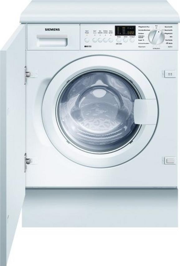Waschmaschine Siemens Wi14s441, EEZ A+ - Metall (60/81,8/57cm) - Siemens