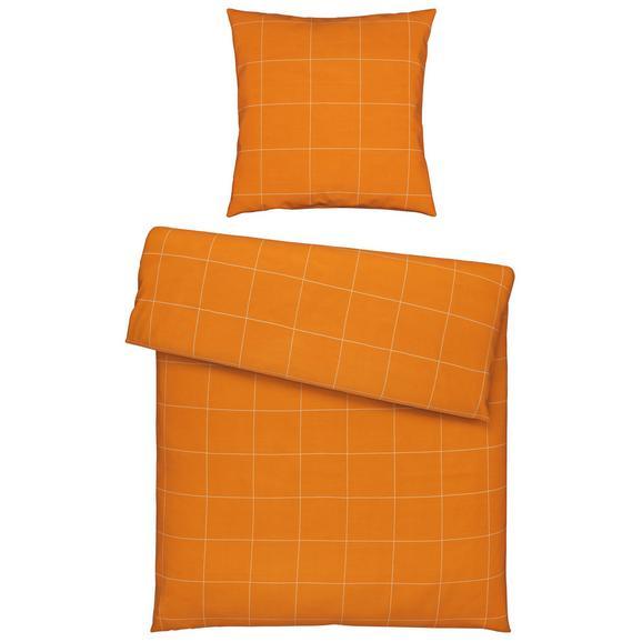 Bettwäsche Lines in Gelb ca. 135x200cm - Textil (135/200/1cm) - Mömax modern living