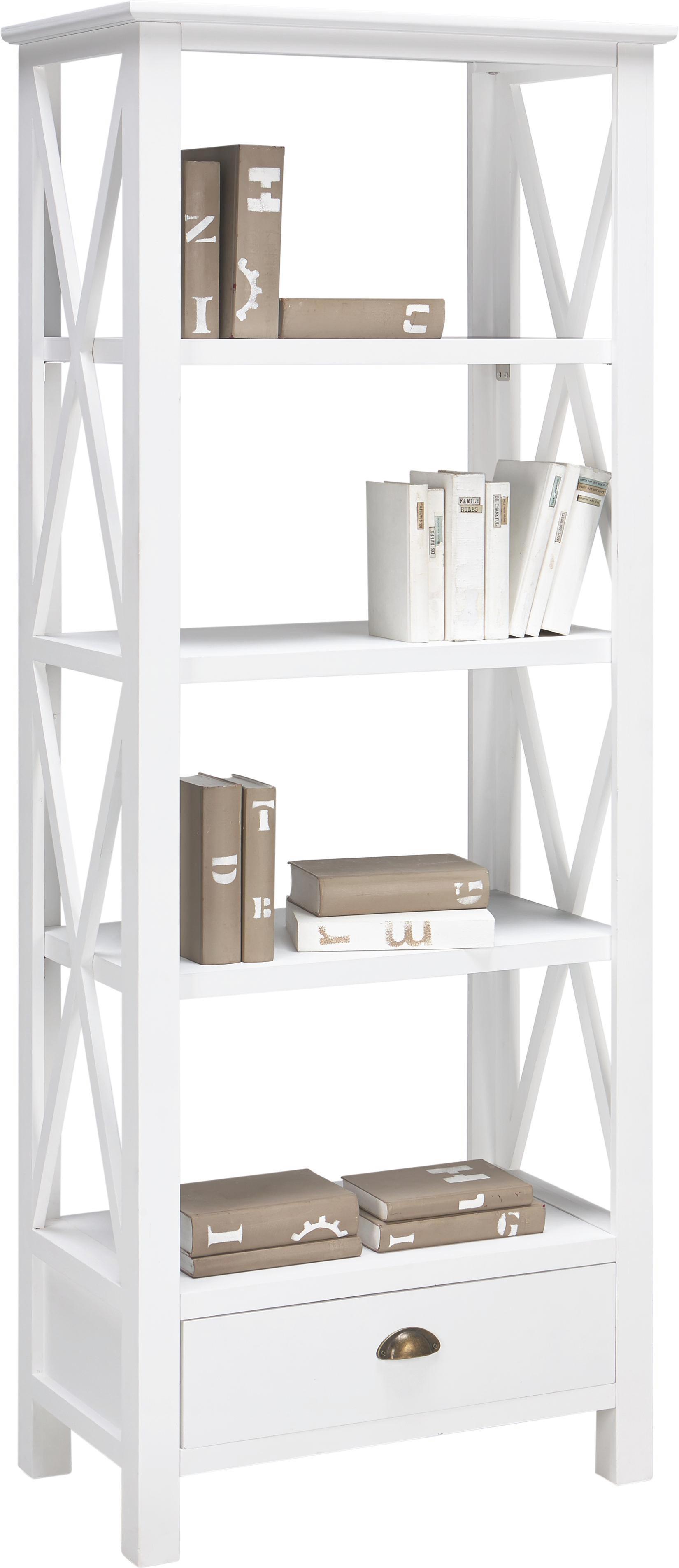 Bücherregal weiß  Regale entdecken | mömax