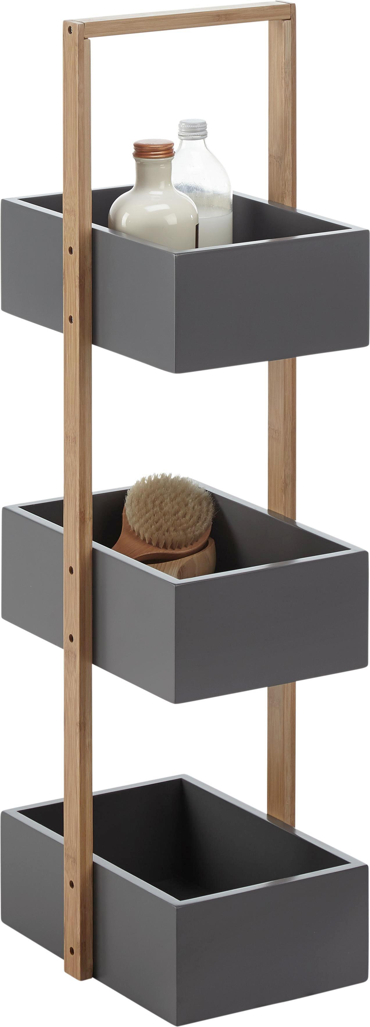 Badezimmerregal Mirella online kaufen ➤ mömax | {Badezimmer regal 18}