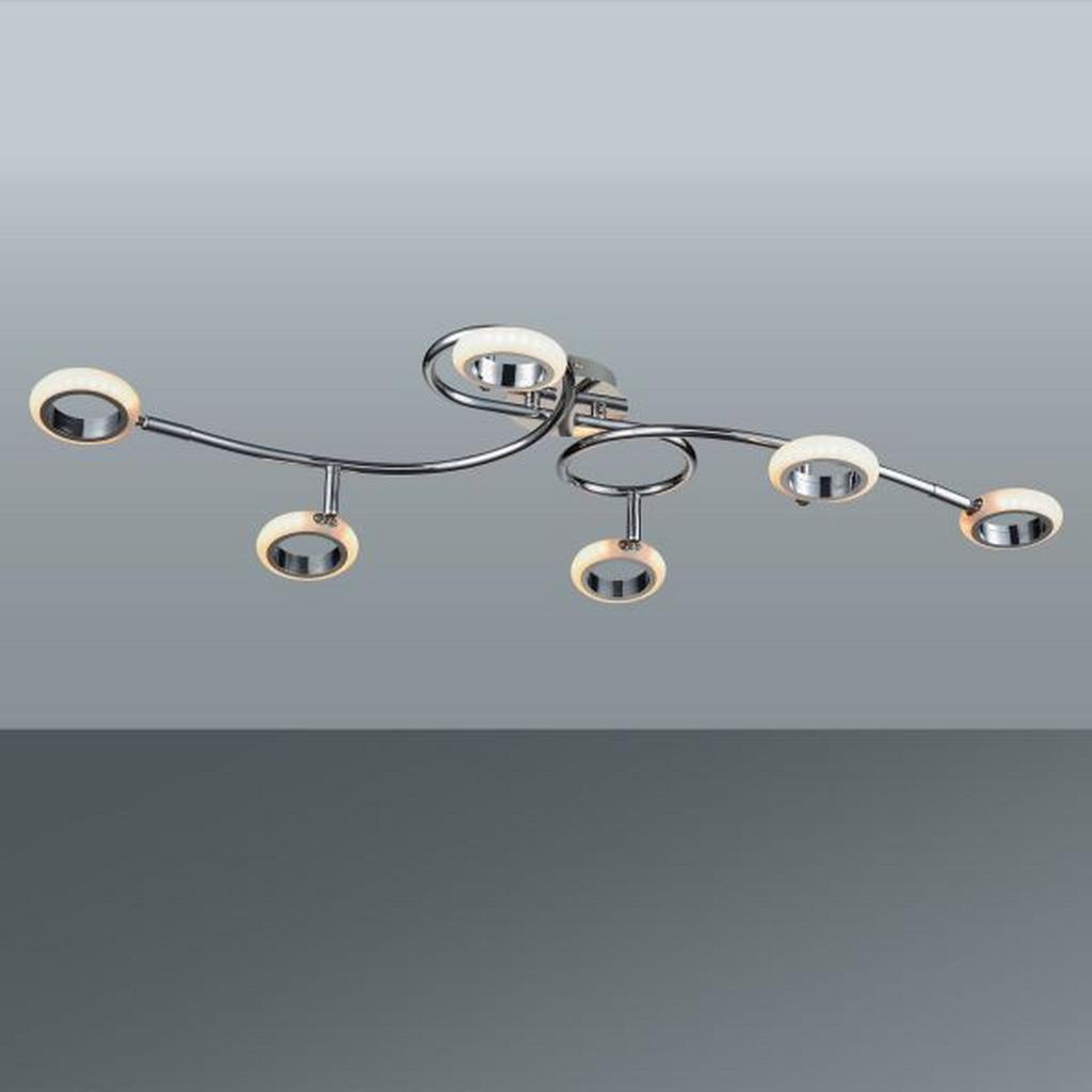 LED-Deckenleuchte Tino, max. 4 Watt