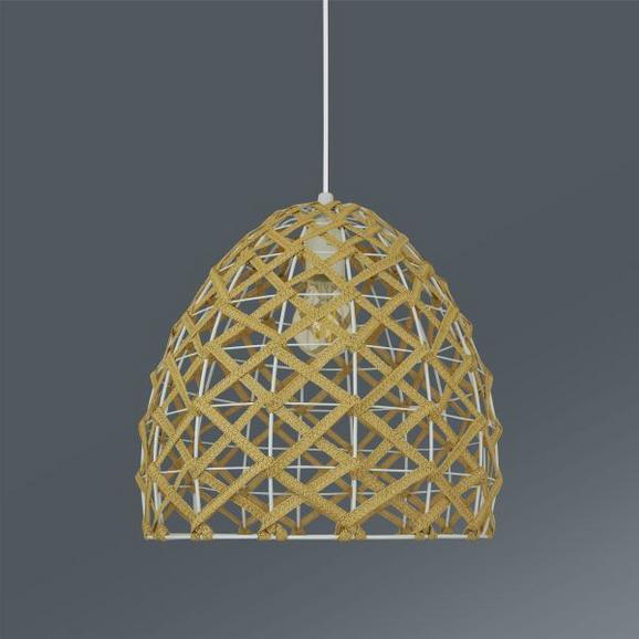 Viseča Svetilka Dion - naravna, Trendi, kovina/umetna masa (30/173cm) - Mömax modern living