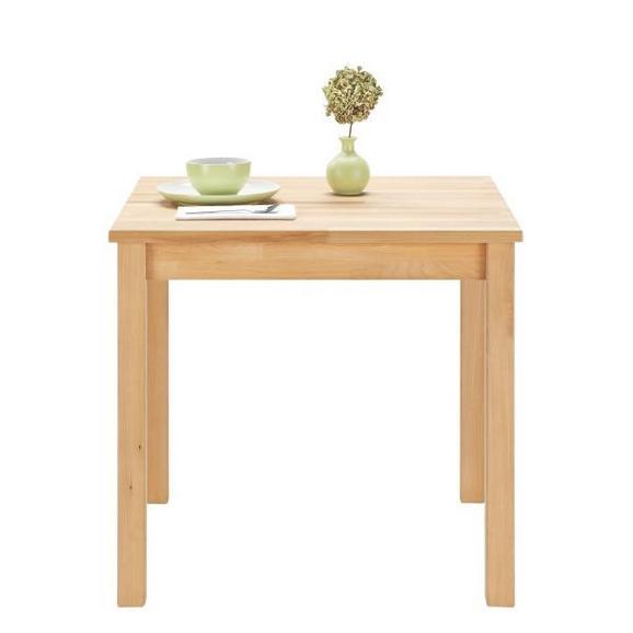 Esstisch buchefarben echtholz online kaufen m max for Esstisch echtholz