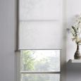 Klemmrollo Flex Weiß. - Weiß, Kunststoff (60/130cm) - Premium Living