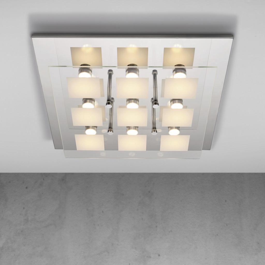 LED-Deckenleuchte Louna