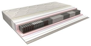 Vzmetnica 160x200 Cm Premium Emporio Antibacterial - (160/200cm) - Nadana
