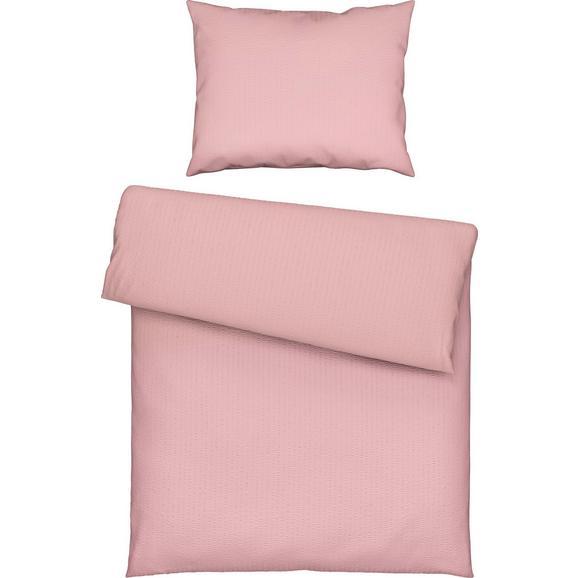 Posteljina Babylon, Ca. 140x200cm - prljavo ružičasta, tekstil (140/200cm) - Mömax modern living