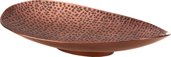 Okrasna Skleda Masai - baker, Trendi, kovina (31/20/5cm) - Mömax modern living