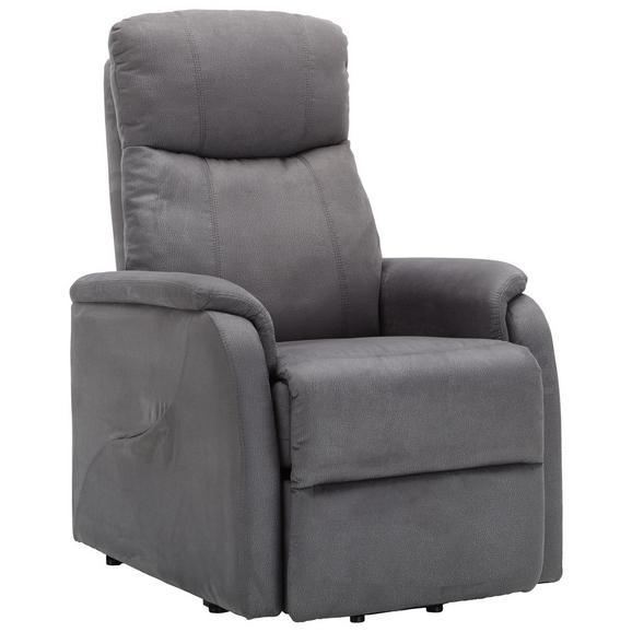 relaxsessel in grau mit aufstehhilfe online kaufen m max. Black Bedroom Furniture Sets. Home Design Ideas