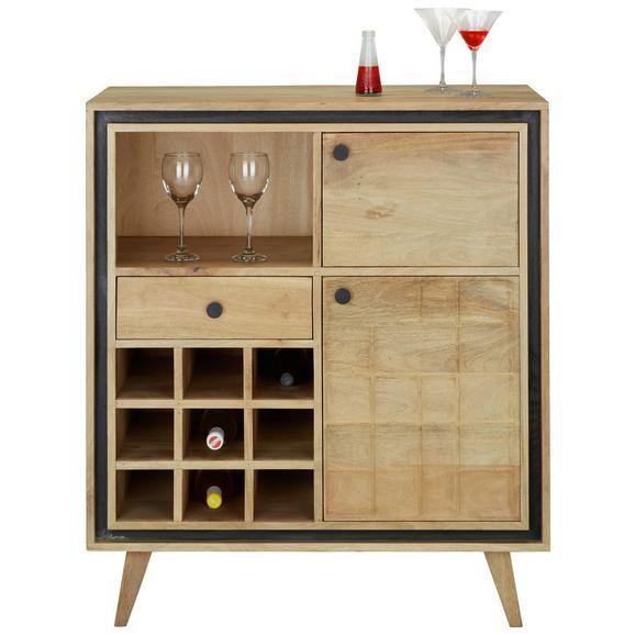 bar in braun online kaufen m max. Black Bedroom Furniture Sets. Home Design Ideas
