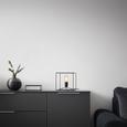 Tischleuchte Livia, max. 60 Watt - Schwarz, LIFESTYLE, Kunststoff/Metall (20/20cm) - Mömax modern living