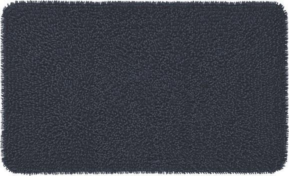 Badematte Jenny ca. 70x120cm - Anthrazit, Textil (70/120cm) - MÖMAX modern living