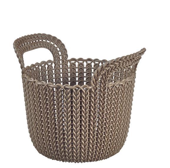 Kosár Curver Knit - (18,7/19/22,5cm)