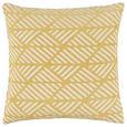 Prevleka Blazine Mary Jacquard - medenina, Moderno, tekstil (45/45cm) - Mömax modern living