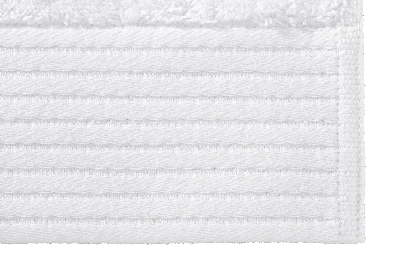 Duschtuch Dolly 70x140cm - Weiß, KONVENTIONELL, Textil (70/140cm) - MÖMAX modern living
