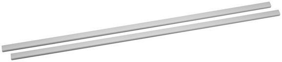Obtežilni Profil Style - aluminij, kovina (60cm) - Premium Living