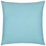 Zierkissen Zippmex Blau ca. 50x50cm - Blau, Textil (50/50cm) - Based
