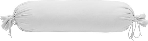 Párnahuzat Basic - Platinaszürke, Textil (15/40cm) - Mömax modern living